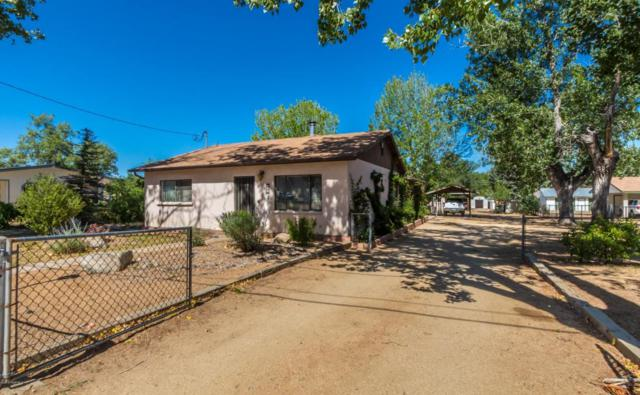 841 Dougherty Street, Prescott, AZ 86305 (#1013916) :: HYLAND/SCHNEIDER TEAM