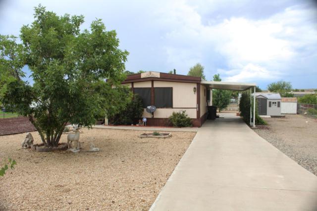20740 E Stagecoach Trail, Mayer, AZ 86333 (#1013930) :: HYLAND/SCHNEIDER TEAM