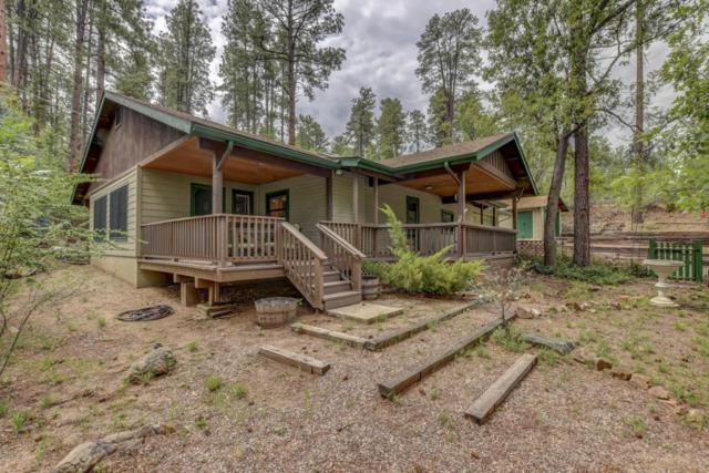1505 E Friendly Pines Road, Prescott, AZ 86303 (#1013953) :: HYLAND/SCHNEIDER TEAM