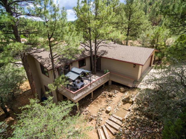 491 Turtleback Road, Prescott, AZ 86303 (#1014047) :: HYLAND/SCHNEIDER TEAM