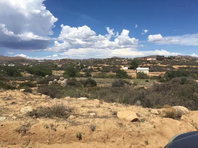 0 N Yarber Wash Road, Dewey-Humboldt, AZ 86327 (#1014312) :: HYLAND/SCHNEIDER TEAM