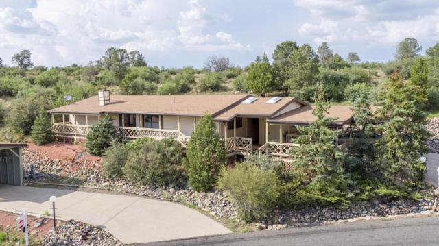 2281 Hillside Loop Road, Prescott, AZ 86301 (#1014333) :: The Kingsbury Group