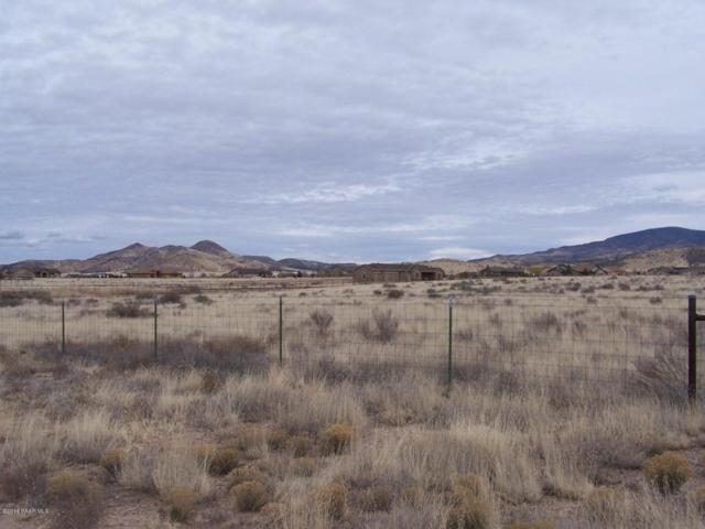 0 N Coyote Springs Road, Prescott Valley, AZ 86315 (#1014345) :: HYLAND/SCHNEIDER TEAM