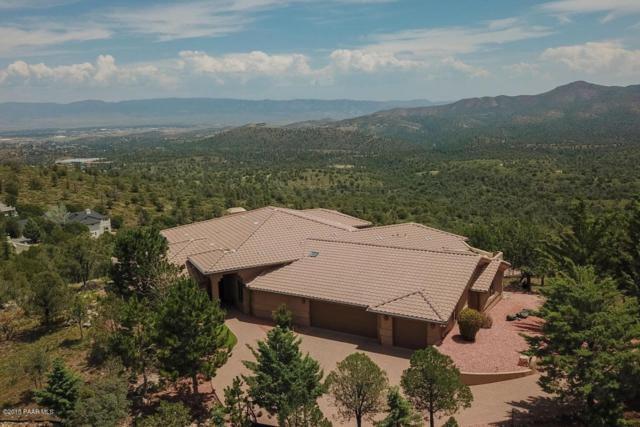 527 Windspirit Circle, Prescott, AZ 86303 (#1014385) :: HYLAND/SCHNEIDER TEAM