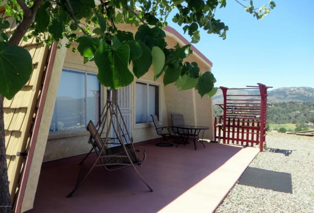 16928 W Trap Road, Peeples Valley, AZ 86332 (#1014419) :: HYLAND/SCHNEIDER TEAM