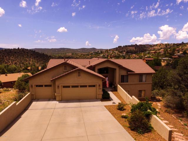 648 N Bear Claw, Prescott, AZ 86301 (#1014446) :: The Kingsbury Group
