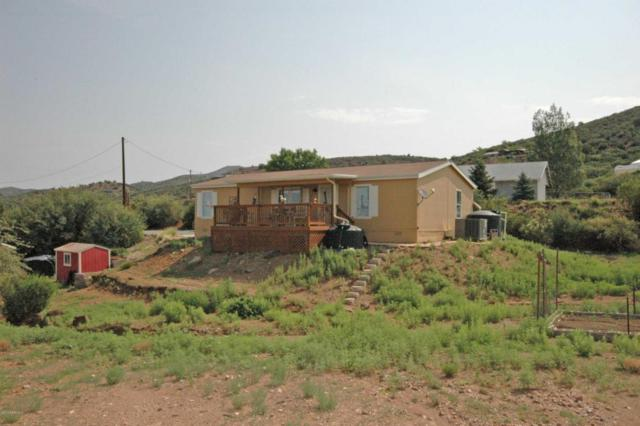 14575 E Bradshaw Road, Dewey-Humboldt, AZ 86327 (#1014623) :: HYLAND/SCHNEIDER TEAM