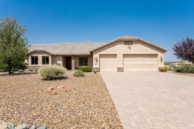 15330 E Upper Ridge Lane, Mayer, AZ 86333 (#1014702) :: HYLAND/SCHNEIDER TEAM