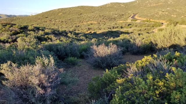 Lot 064s W Dewey Overlook Way, Dewey-Humboldt, AZ 86327 (#1015179) :: HYLAND/SCHNEIDER TEAM