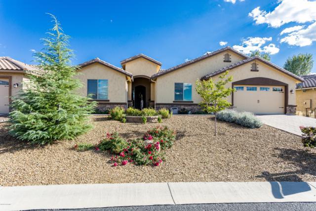 1009 Craftsman Drive, Prescott, AZ 86301 (#1015188) :: HYLAND/SCHNEIDER TEAM