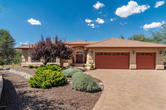 2156 W Mountain Oak Road, Prescott, AZ 86305 (#1015352) :: HYLAND/SCHNEIDER TEAM