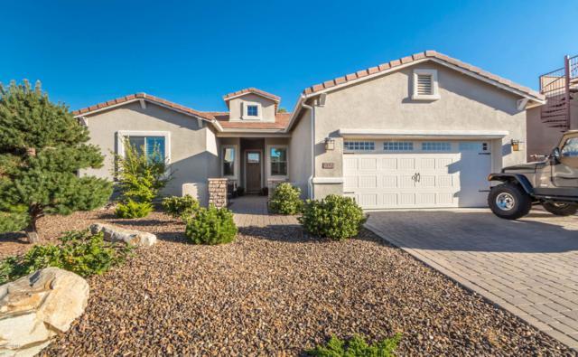 1727 Trinity Rose Drive, Prescott, AZ 86301 (#1015353) :: HYLAND/SCHNEIDER TEAM