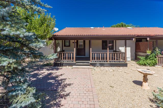 416 Ironwood Court, Prescott, AZ 86301 (#1015403) :: HYLAND/SCHNEIDER TEAM