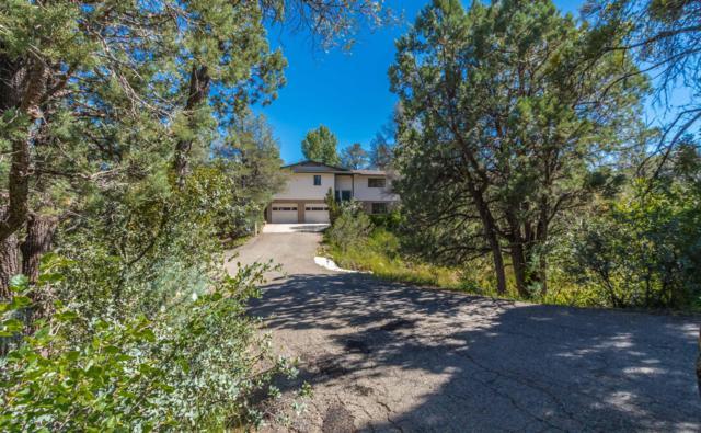 603 Mockingbird Court, Prescott, AZ 86301 (#1015475) :: HYLAND/SCHNEIDER TEAM
