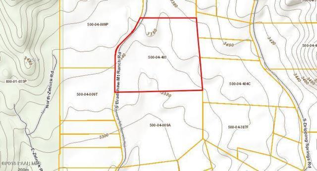 17650 S Bradshaw Mt Ranch Road, Mayer, AZ 86333 (#1015476) :: HYLAND/SCHNEIDER TEAM