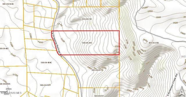 410 S Dripping Spring Road, Mayer, AZ 86333 (#1015477) :: HYLAND/SCHNEIDER TEAM
