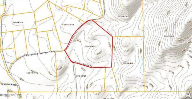 15550 E Bella Vista Drive, Mayer, AZ 86333 (#1015478) :: HYLAND/SCHNEIDER TEAM