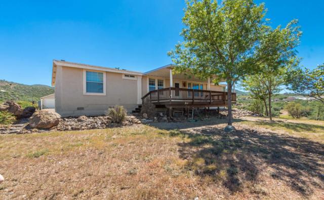 14585 E Wagon Wheel Drive, Dewey-Humboldt, AZ 86327 (#1015536) :: HYLAND/SCHNEIDER TEAM