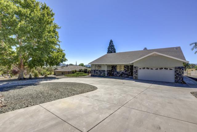 11451 Manzanita Trail, Dewey-Humboldt, AZ 86327 (#1015547) :: HYLAND/SCHNEIDER TEAM