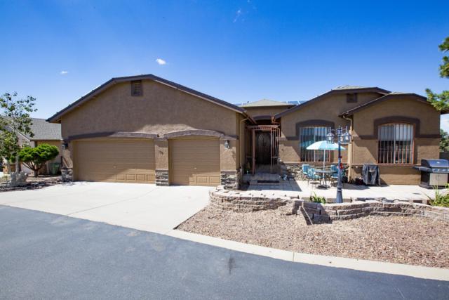195 Juniper Ridge Drive, Prescott, AZ 86301 (#1015562) :: HYLAND/SCHNEIDER TEAM