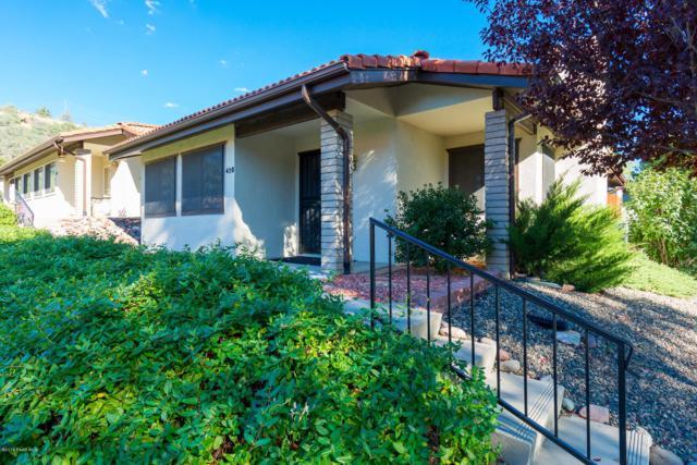420 Torrey Pine Lane, Prescott, AZ 86301 (#1015573) :: HYLAND/SCHNEIDER TEAM
