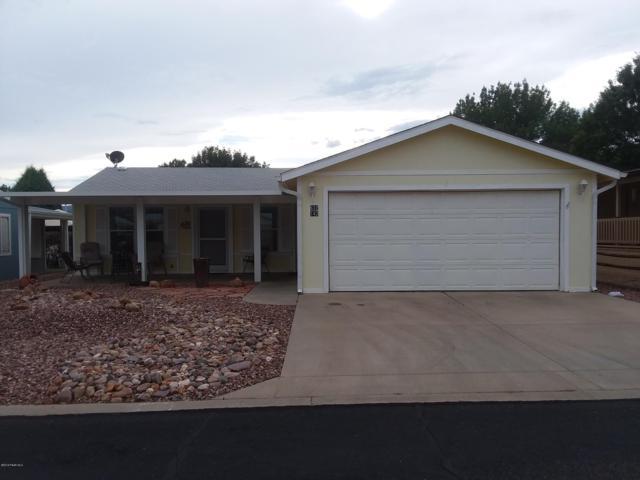 632 N Blue Spruce Drive, Prescott Valley, AZ 86314 (#1015607) :: HYLAND/SCHNEIDER TEAM