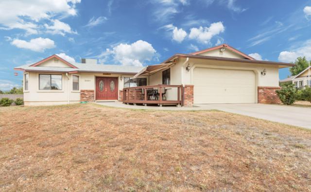 5481 N Lone Drive, Prescott Valley, AZ 86314 (#1015636) :: The Kingsbury Group