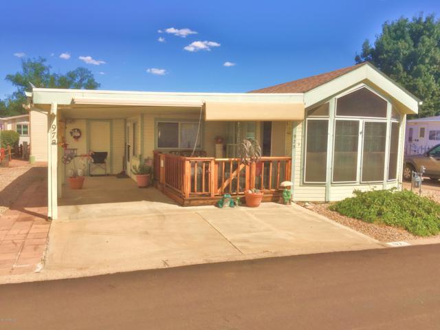 925 N Ponderosa Pine Drive, Prescott Valley, AZ 86314 (#1015687) :: HYLAND/SCHNEIDER TEAM