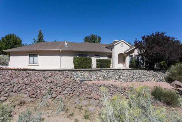 136 E Rosser Street, Prescott, AZ 86301 (#1015710) :: HYLAND/SCHNEIDER TEAM
