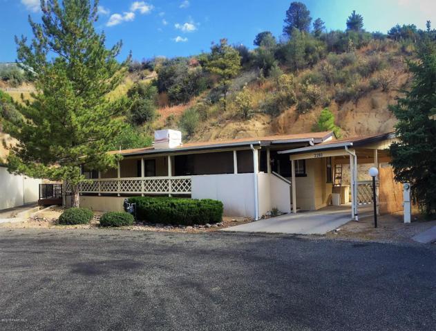 2280 Glenmar Drive, Prescott, AZ 86301 (#1015759) :: HYLAND/SCHNEIDER TEAM