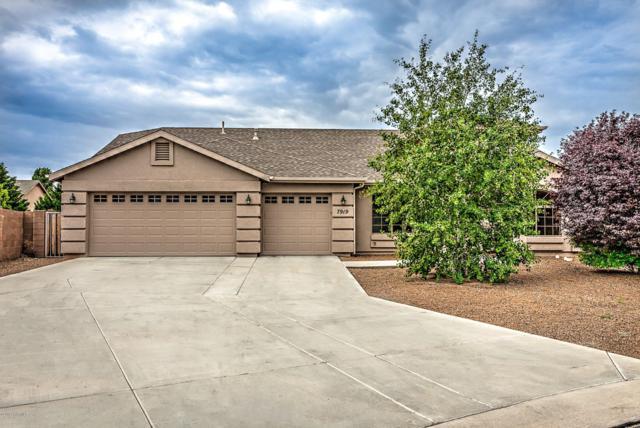 7919 E Lost Horse Circle, Prescott Valley, AZ 86315 (#1015854) :: HYLAND/SCHNEIDER TEAM