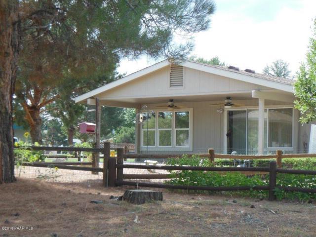 815 N Creekview Drive, Prescott Valley, AZ 86314 (#1015915) :: HYLAND/SCHNEIDER TEAM
