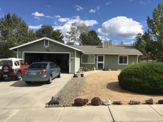 3111 Table Lands Road, Prescott, AZ 86301 (#1016030) :: HYLAND/SCHNEIDER TEAM