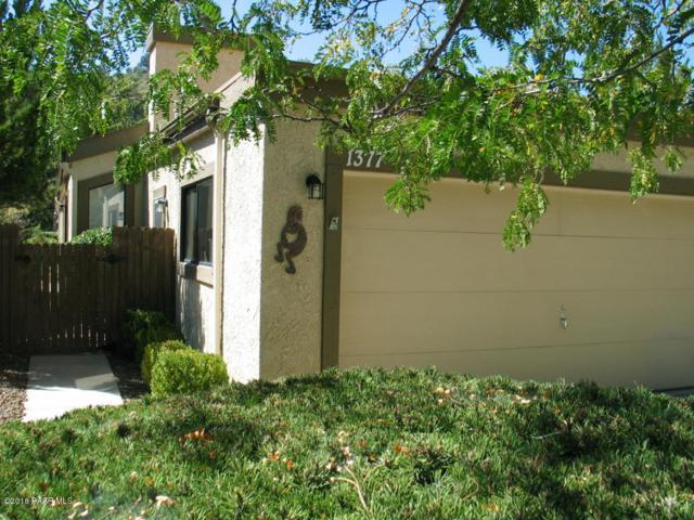 1377 Coyote Road, Prescott, AZ 86303 (#1016088) :: HYLAND/SCHNEIDER TEAM