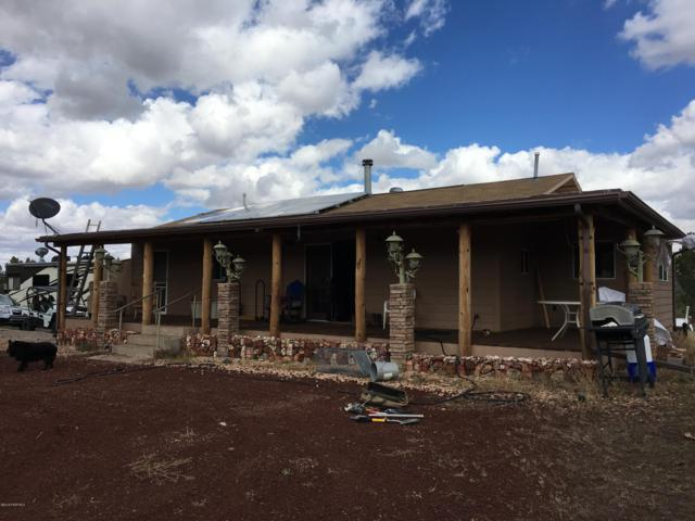 44300 N Trout Creek Trail, Seligman, AZ 86337 (#1016106) :: HYLAND/SCHNEIDER TEAM