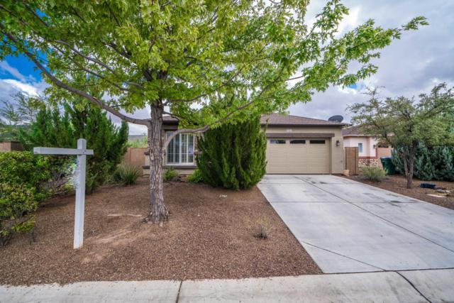 7951 N Music Mountain Lane, Prescott Valley, AZ 86315 (#1016144) :: HYLAND/SCHNEIDER TEAM