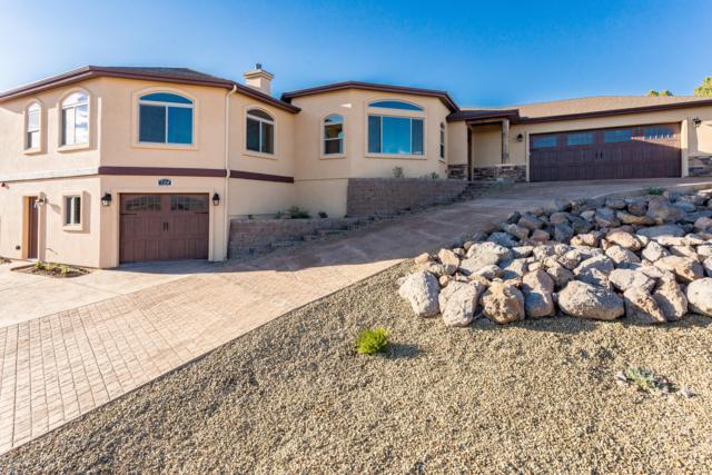 724 Tom Mix Trail, Prescott, AZ 86301 (#1016189) :: HYLAND/SCHNEIDER TEAM