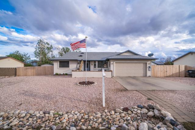 5253 N Pinto Drive, Prescott Valley, AZ 86314 (#1016255) :: HYLAND/SCHNEIDER TEAM