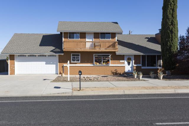 3971 N Navajo Drive, Prescott Valley, AZ 86314 (#1016256) :: HYLAND/SCHNEIDER TEAM
