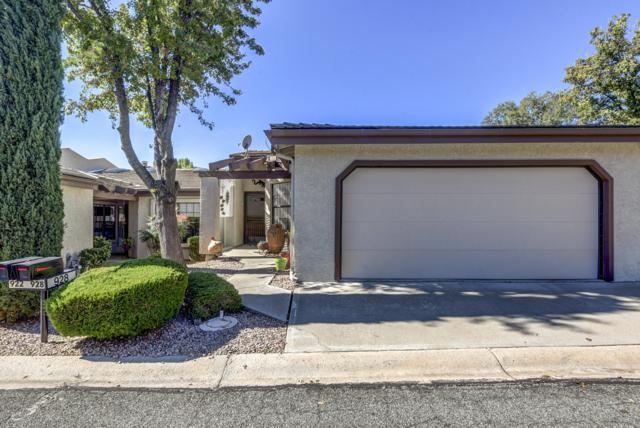 928 Rolling Green Road, Dewey-Humboldt, AZ 86327 (#1016257) :: HYLAND/SCHNEIDER TEAM