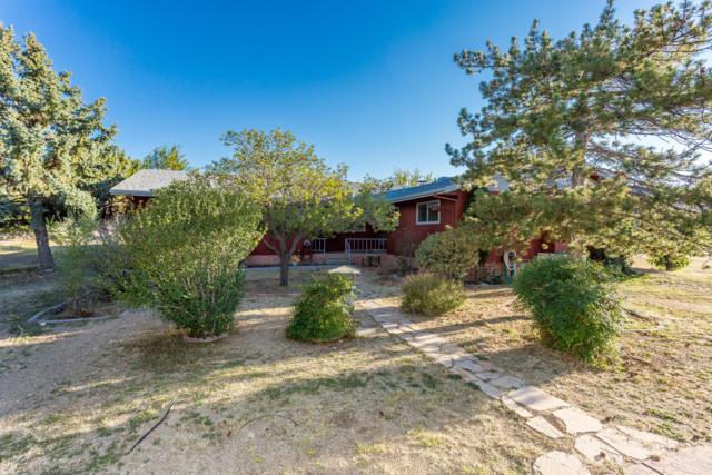 1461 W Cliff Rose Road, Prescott, AZ 86305 (#1016258) :: HYLAND/SCHNEIDER TEAM