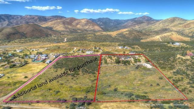 6175 S Hankins Drive, Mayer, AZ 86333 (#1016260) :: HYLAND/SCHNEIDER TEAM