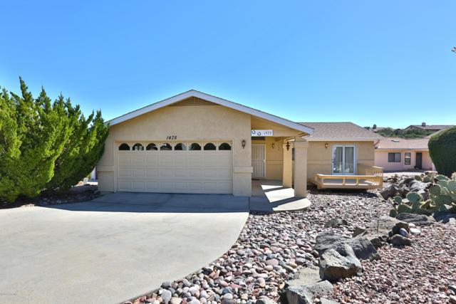 1475 Marvin Gardens Lane, Prescott, AZ 86301 (#1016262) :: HYLAND/SCHNEIDER TEAM