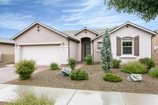 1193 N Lucky Draw Drive, Prescott Valley, AZ 86314 (#1016268) :: The Kingsbury Group