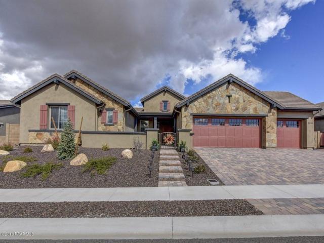 5246 Vista Overlook Trail, Prescott, AZ 86301 (#1016426) :: HYLAND/SCHNEIDER TEAM