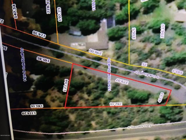 1550 Oak Knoll Drive, Prescott, AZ 86303 (#1016545) :: The Kingsbury Group