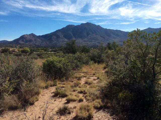 0 Black Jack Ridge Road, Prescott, AZ 86305 (#1016627) :: HYLAND/SCHNEIDER TEAM