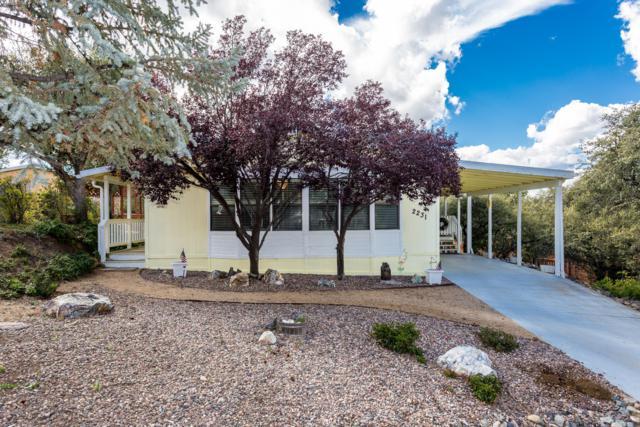 2231 E River Trail Road, Prescott, AZ 86301 (#1016637) :: HYLAND/SCHNEIDER TEAM