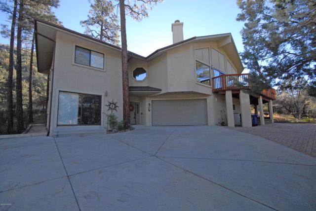 1425 Valley Ranch Circle, Prescott, AZ 86303 (#1016646) :: HYLAND/SCHNEIDER TEAM