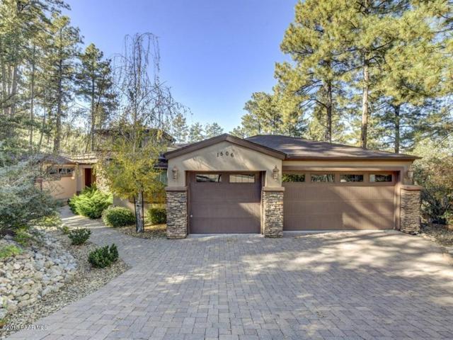 1506 Cathedral Pines Circle, Prescott, AZ 86303 (#1016728) :: HYLAND/SCHNEIDER TEAM